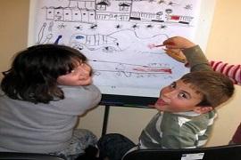 Дневен център за деца с увреждания