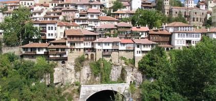 Велико Търново не е само хълма Царевец