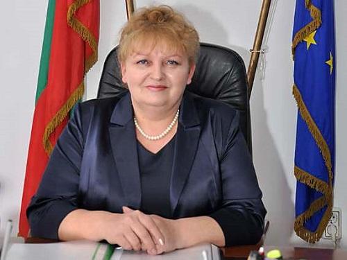 Малина Николова Областен управител на област Враца